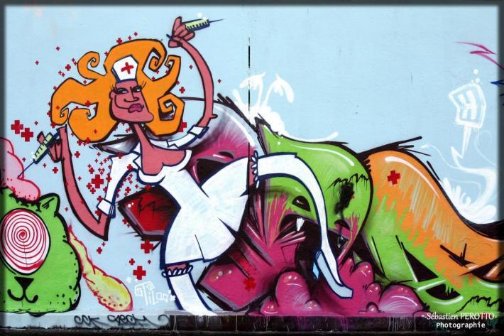 Graff Brest 2005 II