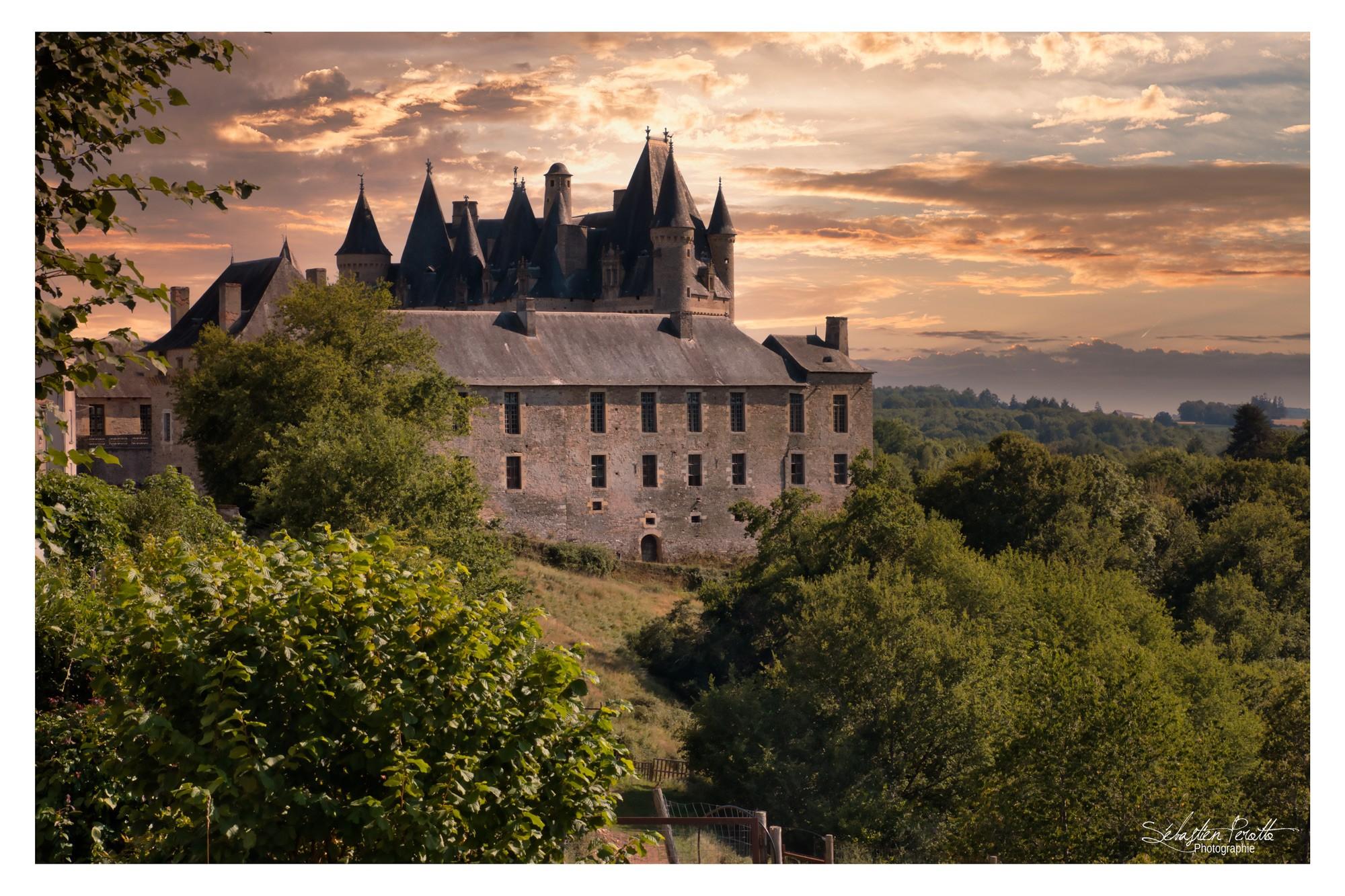 Château de Jumilhac-le-Grand