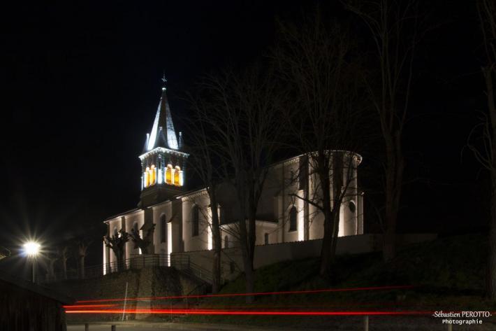 Eglise de Saint-Perdon (Landes)