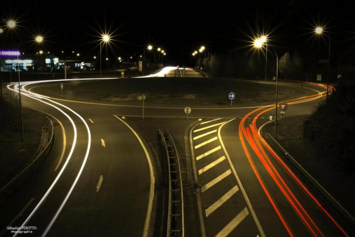 Rond-Point de nuit