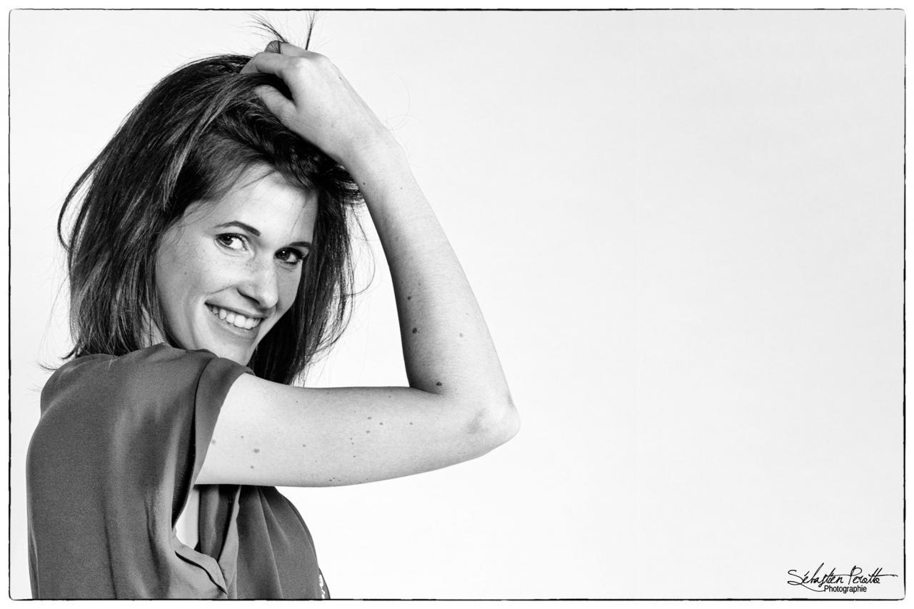 Laura smile's