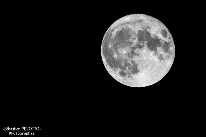 Extra Super-Lune du 14/11/2016...