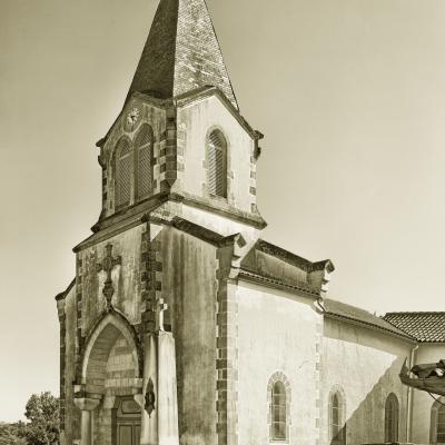Eglise Saint-Médard de Haut-Mauco