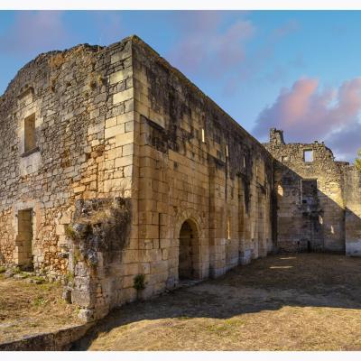 Abbaye abandonnée