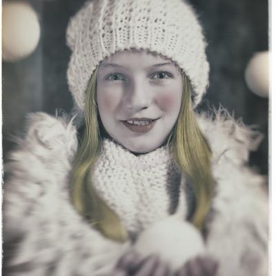 Noël Blanc vintage