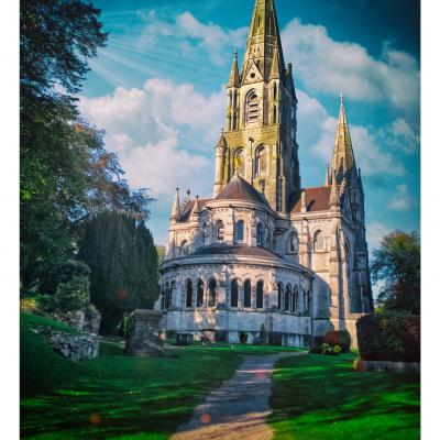 St. Fin Barre's Cathedral - Irish Republic